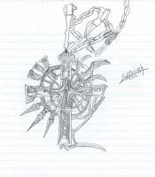Trinity Blood Cross by twilight-warriorcat