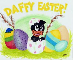Daffy Easter by SnappySnape