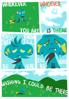 I'll be here by doodlesANDkyn