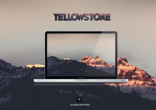 Yellowstone by Slurpaza