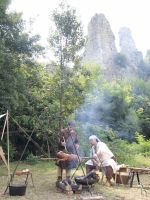 Old School Barbecue by SpeculumHistoriae