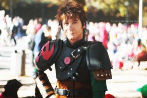 How to train your Dragon 2 - Hiccup Cosplay by AlexanDrake89