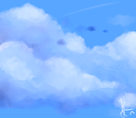 More clouds by Moonylight12
