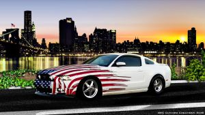 Mustang-5.0 by Fractual