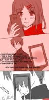 KagePro comic- Smile ! [ShinAya] by Qisloid