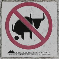 Funny Sign 9 by LostRites