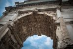 View inside of a Roman Archway by R4xx4r