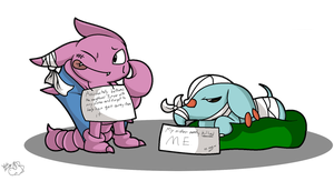 Ground Type Shaming by YoshiMister