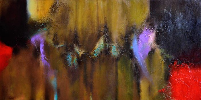 Almost imperceptible feelings by Acrymat