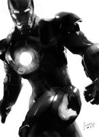 ironman by JarodTao