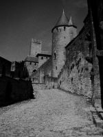 Carcassonne by Abgrundlich