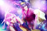 Jibril and Izuna-NGNL by SCARLET-COSPLAY