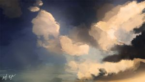Clouds from nature by MacRebisz