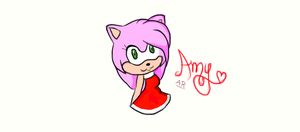 First Muro Attempt: Amy Rose by icefatal