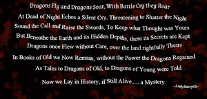Dragons Cry by LadyJaney01