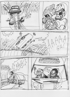CNCGB Issue Zero: Page 4 Rough by CNCGB