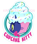 Cupcake Kitty by spicysteweddemon