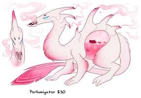 SOLD - Perfumigator by MindofGemini