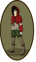 Little Red Riding Hood?? by Stilith
