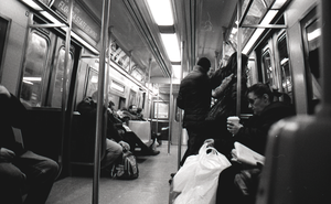 New York Metro by adriengnotpiy