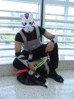 AX 2010: Chillin' ANBU by ShipperTrish