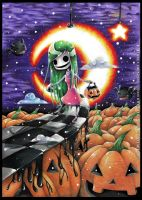 Hallowen Toon 2009 by Devoratus