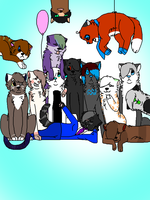 Group Picture by Sicila