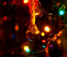 The Colour Of Christmas by Kaz-D