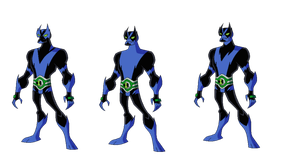 Ben 10 omniverse - Fasttrack by TheRedJoker351