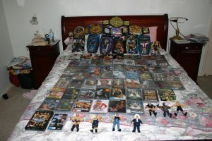 WWE Collection by StormRider24