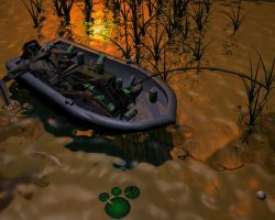 Fishing with Grievous Mark II by TiJiL