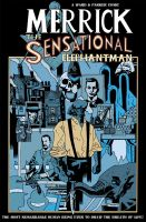 MERRICK THE SENSATIONAL ELEPHANTMAN ISSUE 1 COVER by future-parker