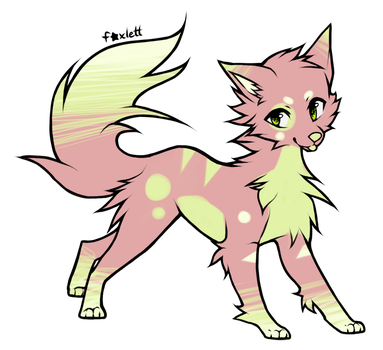 Cat ADOPT [CLOSED] by TAEadopts