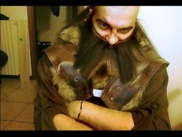 Dwalin Cosplay - Update! by AlexOakenshield