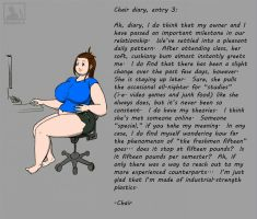 Chair diary  part 3 of 8 by Hisano-x