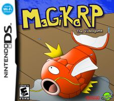 Magikarp the Videogame by spacepig22