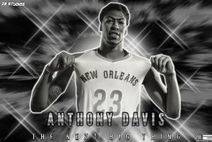 Anthony Davis 'The Next Big Thing' wallpaper by RealZBStudios
