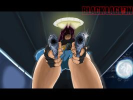 revy-BLACK LAGOON by shinobiX2022