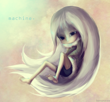 OC: machine by VI0LYNCE