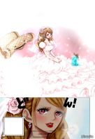 One Piece 859 - Pudding colored version by Hanayo-Nao