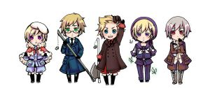 Chibi Nordics5 by inpninqni