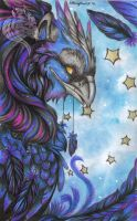 Cycle of stars by Idlewings