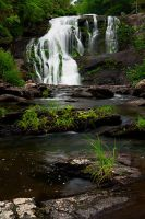 Bald River Falls by theon07