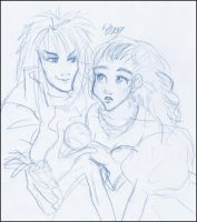Request - Jareth and Sarah by Tell-Me-Lies