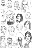 Heads by dunwich7