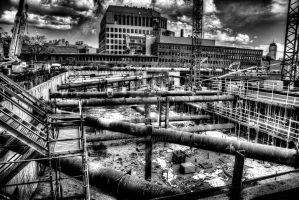 Construction at M.I.T. by paul666-1
