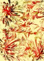 floral pattern by photoshop-addict28
