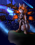 :RQ: Reflection of the Stars by SkullzArt