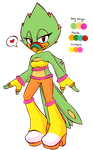 Jura the Toucan by TheWhiteWolf09
