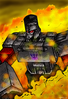 Megatron Inferno by Berty-J-A